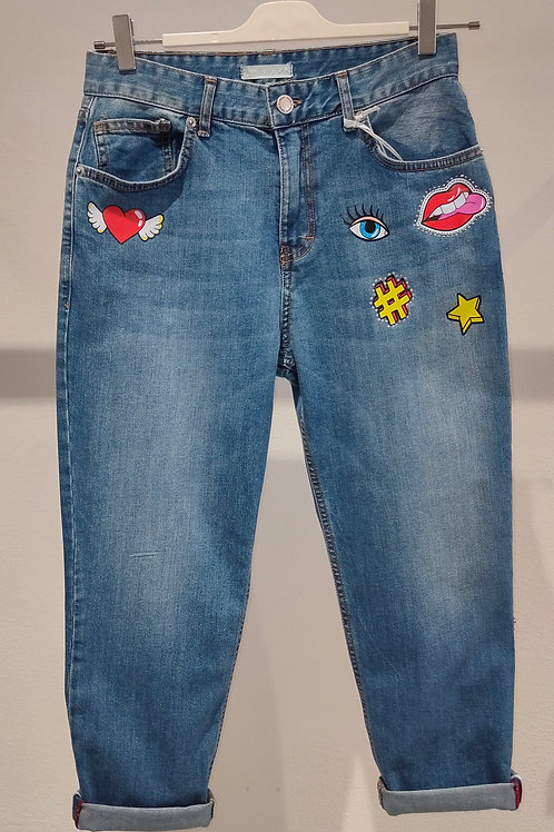 Jeans patch - Susy Mix