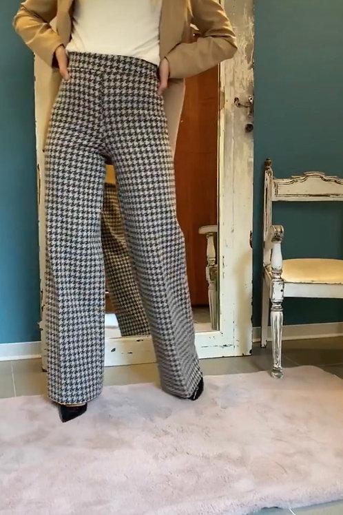 Pantaloni Ragno palazzo
