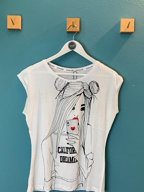 T-shirt stampa - Trez