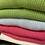 Thumbnail: Maglione in cotone scollo V - 4 colori