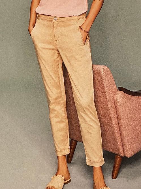 Pantalone elasticizzato basic