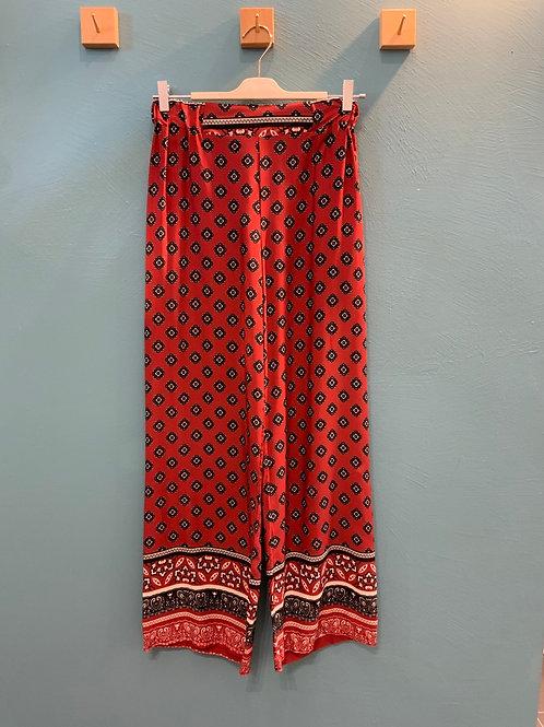 Pantalone Susymix ROSSO INDIA