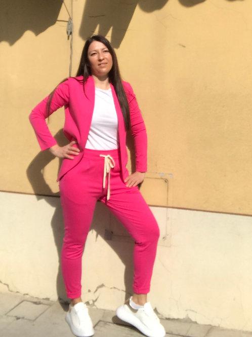 Pantalone punto milano  - Bighet - 2 colori