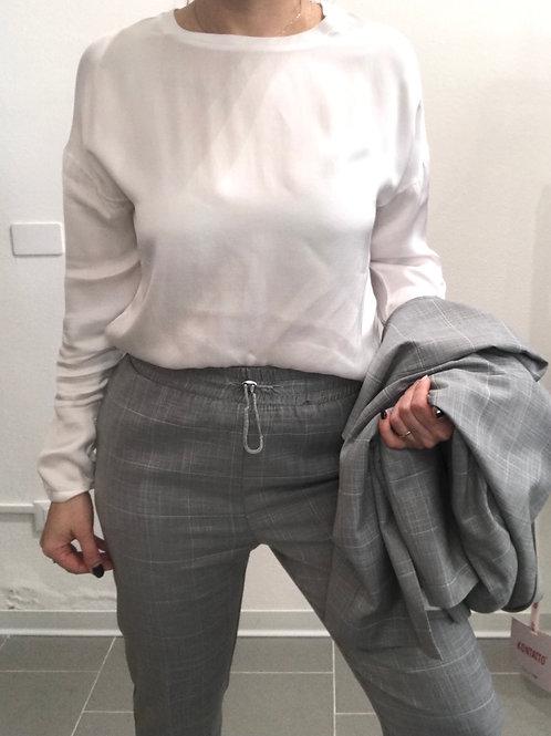 Blusa bianca