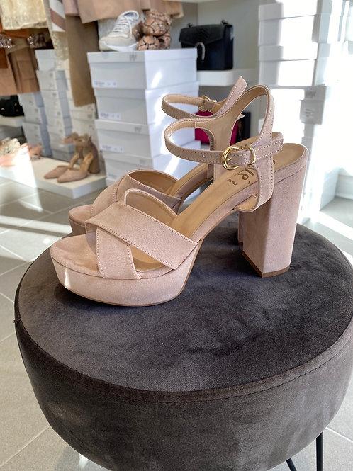Sandalo rosa basic