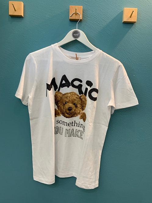 T-shirt orsetto magic