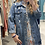 Thumbnail: Giacca jeans lunga