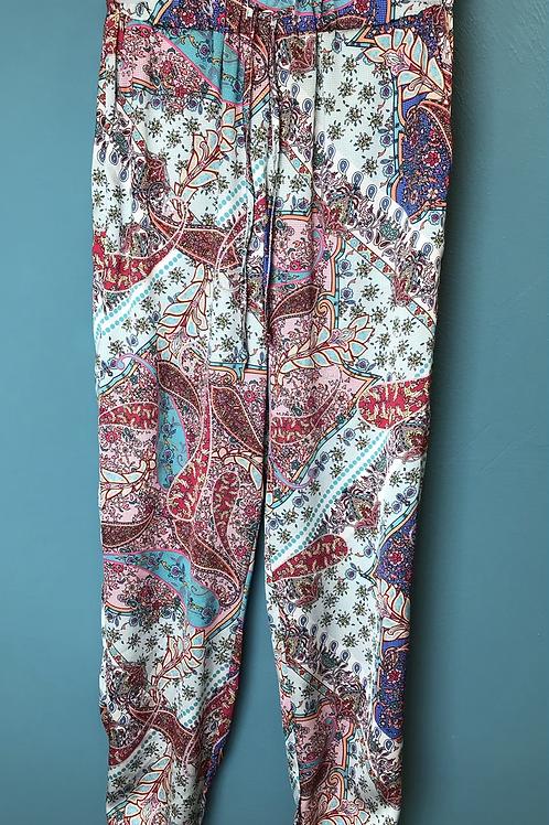 Pantalone raso stampato - You decide