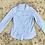 Thumbnail: Camicia in cotone azzurra