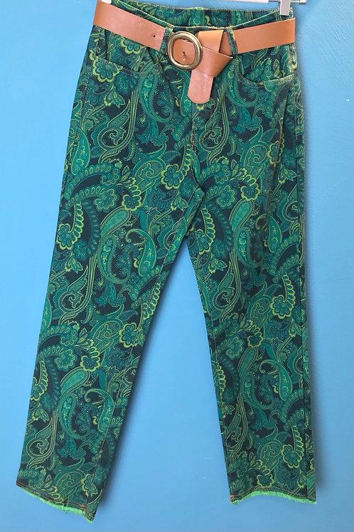 Pantalone fantasia - Tensione In