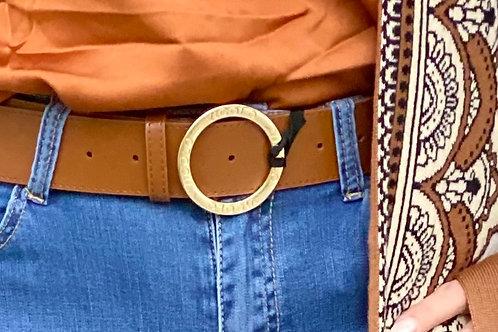 Cintura in pelle - 2 colori