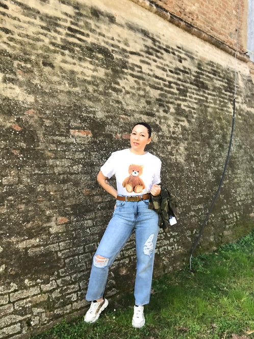 Jeans Mom fit - n. 10