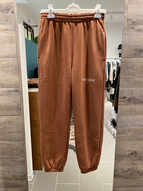Pantaloni chocolate