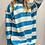 Thumbnail: Abito in maglia a righe - 5 colori