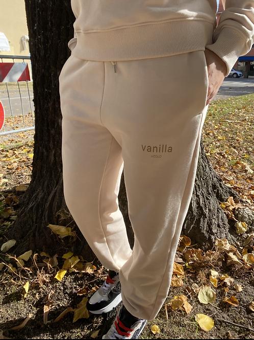 Pantaloni vanilla