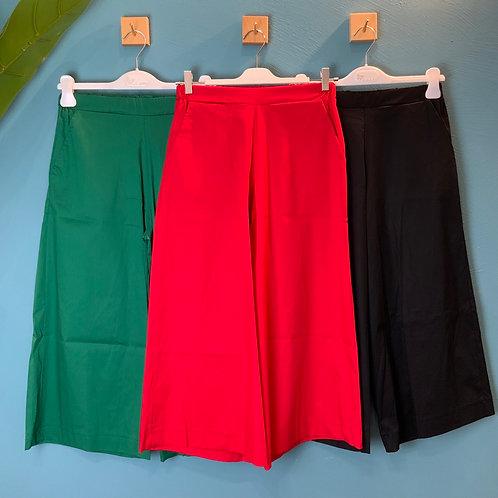 Pantaloni gaucho -3 colori - Susymix