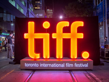 It's TIFF Season! So why aren't I there?