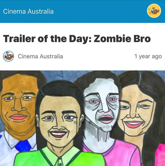 Thanks _cinemaaustralia for sharing our