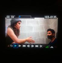 Housemates & Co-stars #filmmaking #actin