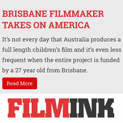 Thanks _filmink for the _zombiebromovie