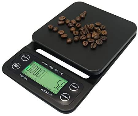 Weighing In On Coffee Scales