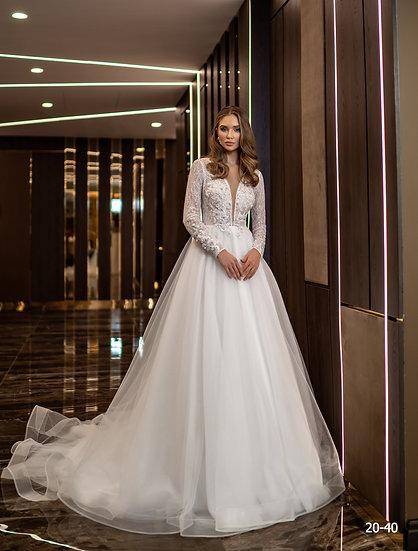 Wedding Dress 20-40