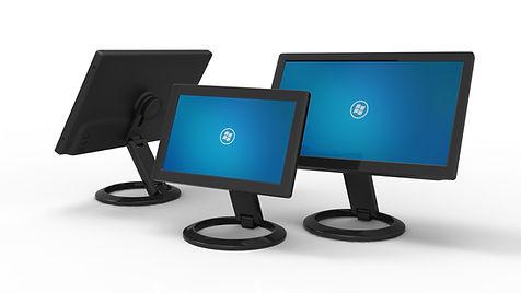 """7"""" 10.1"""" USB Monitor Premier AV"""
