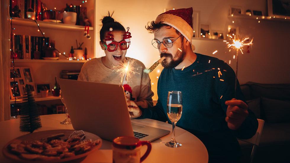 Kit digital Fêtes de fin d'année - ENTRE AMIS