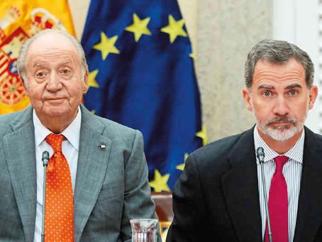 La monarquía española, en jaque