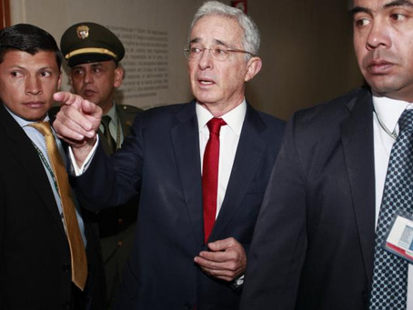 Uribe Vélez: el hombre que ha dividido a Colombia