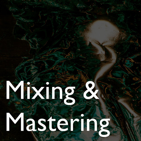 Single Mix & Master