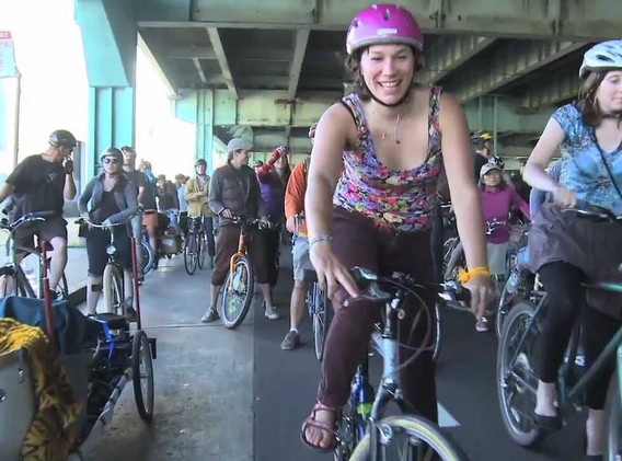 Video of Bicycle Music Fesitval 2012