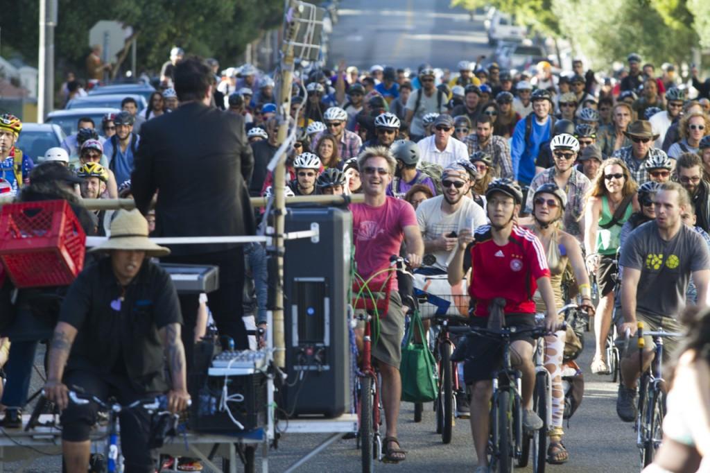 Jason Brock at 2013 Bicycle Music Fesitval