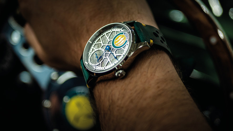 The Lister Watch by Wessex