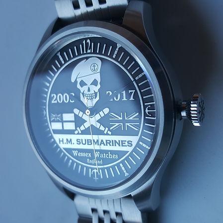 Wessex Watches unique custom automatic