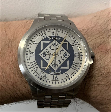 Wessex Plan-It-Earth Custom Watch