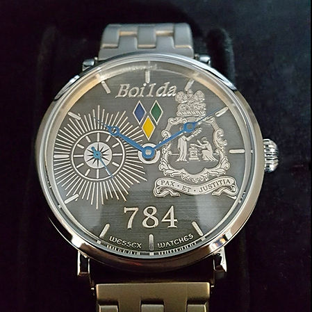 Wessex Watches 6497 Custom
