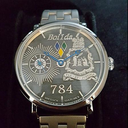 Wessex Watches 6497 Custom
