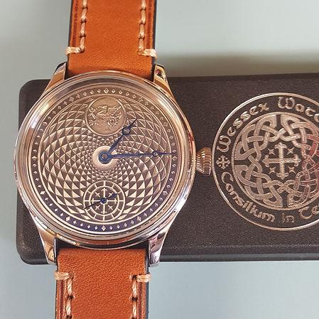 Wessex Watches Spirodial Custom