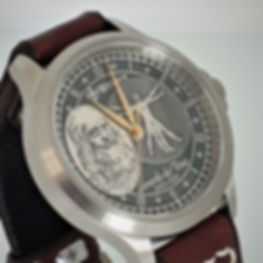 The da Vinci Limited Edition - Handmade watch fromWessex Watches