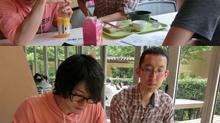 DMデザイン会議、旅行計画。