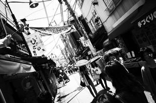 1年ぶりの撮影会(谷根千~上野~品川)