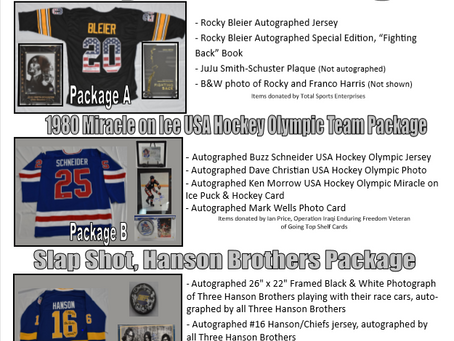Announcing Honor Flight Pittsburgh Sports Lover's Raffle!