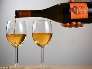 Orange wine! Why this year's trendiest wine is... orange: