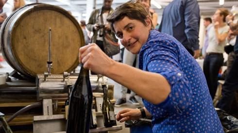 Isabelle Legeron, RAW Wine fuarları kurucusu