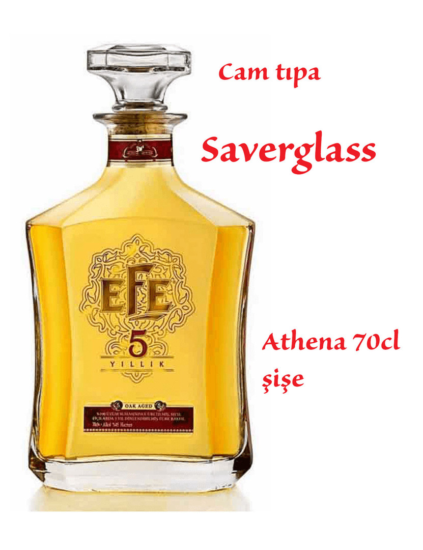 EFE 5 YILLIK Saverglass