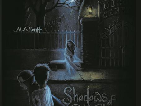 Artwork Inspiration: Shadow's Book Cover