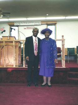 Bishop & Mother Lindsay