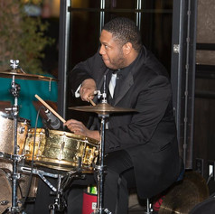 Drummer Earl Campbell