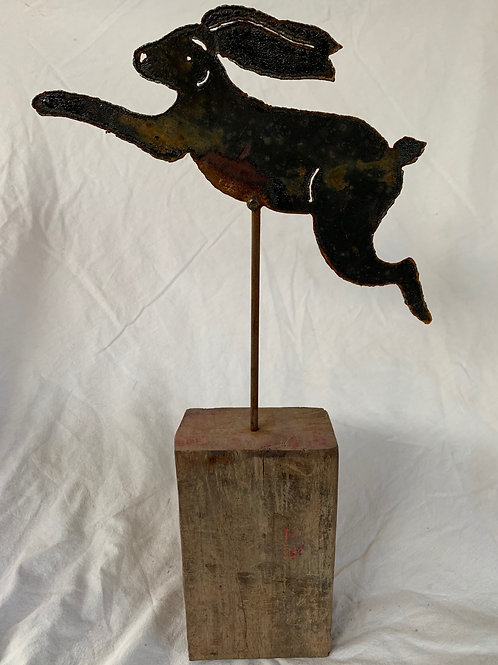 leaping hare 4